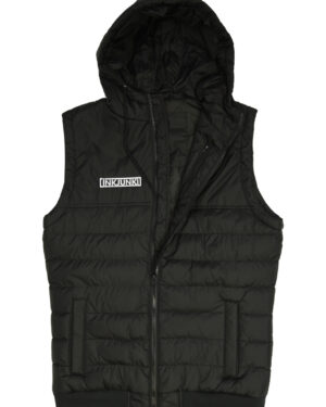 BODYWARMER BOX LOGO